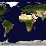 Distribución y hábitat del megalodon